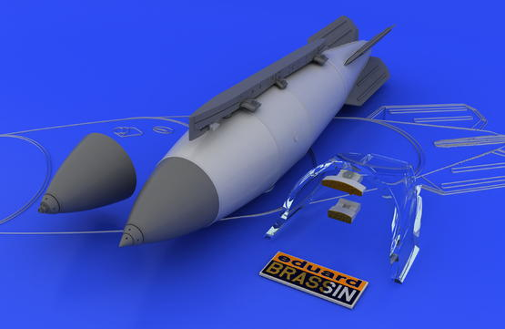IAB-500 imitation atomic bomb 1/48  - 1