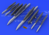 Su-25K wing pylons 1/48 - 1/6