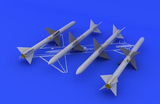 AIM-7M Sparrow 1/48  - 1