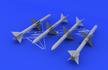 AIM-7M Sparrow 1/48 - 1/2