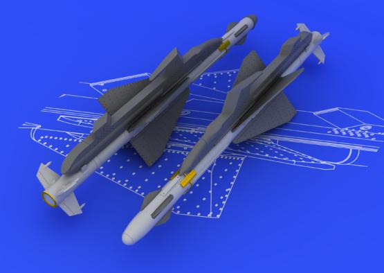 R-23T / AA-7 Apex  1/48 1/48  - 1