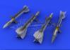 R-27ER / AA-10 アラモC 1/48 - 1/3
