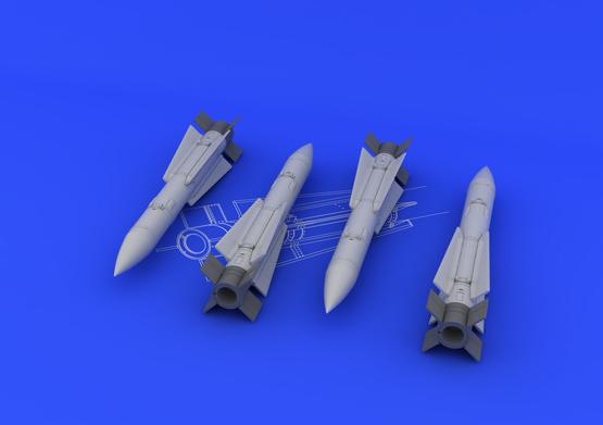AIM-54A Phoenix 1/48  - 1