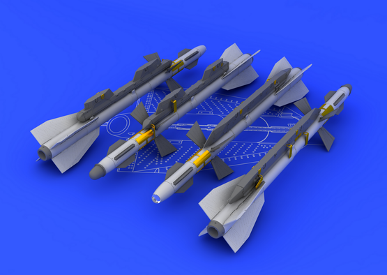 R-27ET / AA-10 Alamo-D 1/48  - 1
