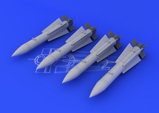 AIM-54C Phoenix 1/48  - 1