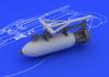 Spitfire 500lb bomb set 1/48 - 1/5