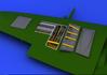 Spitfire Mk.IX zbraňová šachta 1/48 - 1/7
