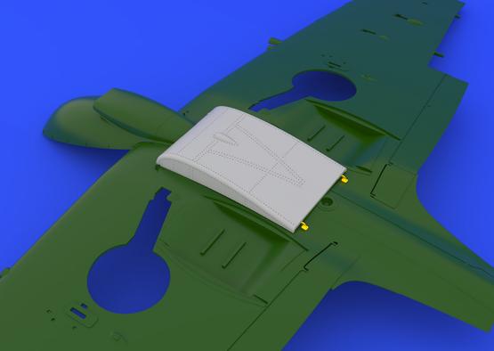 Spitfire 30gal přídavná nádrž 1/48  - 1