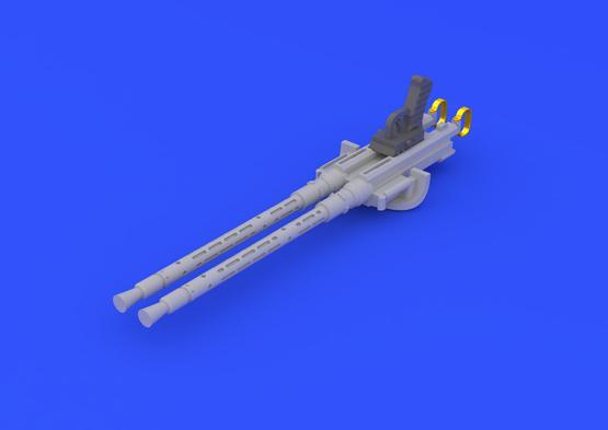 MG 81Z kulomet 1/48  - 1