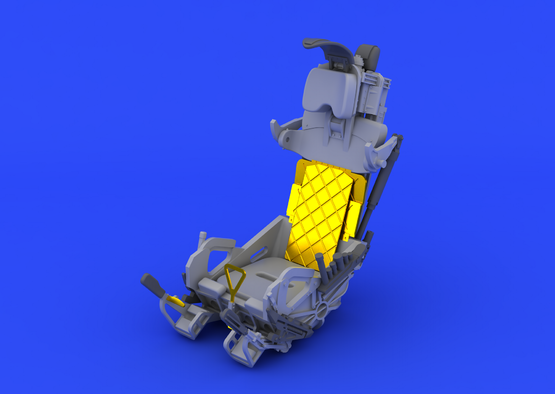 MiG-21PF ejection seat  1/48 1/48  - 1
