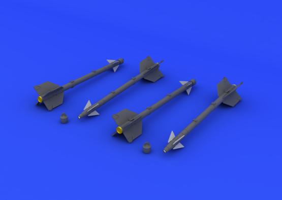 AIM-9D Sidewinder 1/48  - 1
