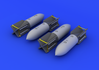 SC 250 German bombs 1/48 - 1/3