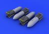 SC 250 German bombs 1/48 - 1/3