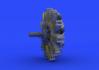 SSW D.III motor 1/48 - 1/6