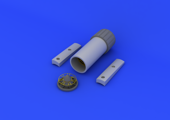 F-104 exhaust nozzle late 1/48  - 1