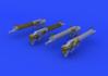 SSW D.III kulomety 1/48 - 1/2