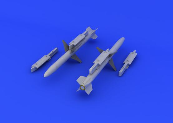 AGM-88 HARM 1/48  - 1