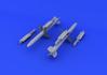 AGM-88 HARM 1/48 - 1/2