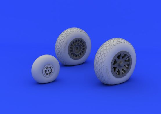PBY-5A wheels 1/48  - 1