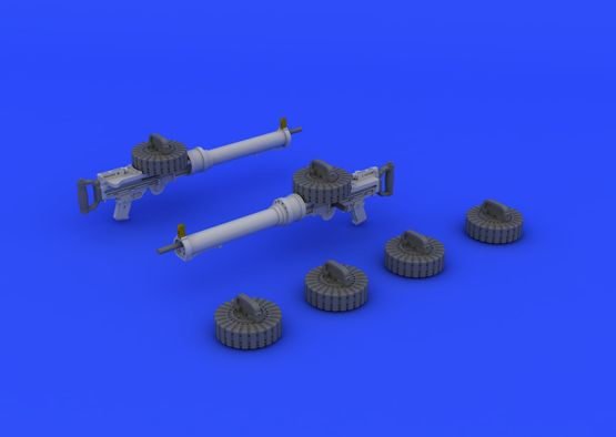 Lewis Mk.II WWI gun 1/48  - 1