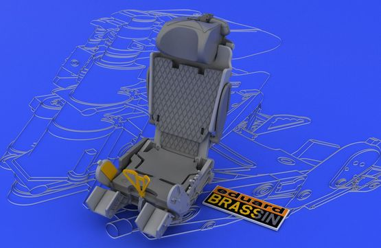 MiG-21MFN ejection seat  1/48 1/48  - 1