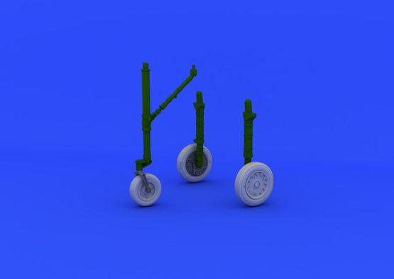 A-4E/F wheels 1/48  - 1