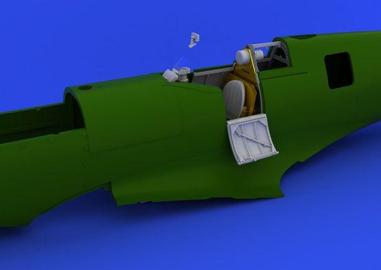 Spitfire Mk.I cockpit 1/48  - 1