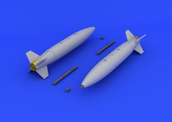 Mk.84 bombs retarded fin  1/48 1/48  - 1