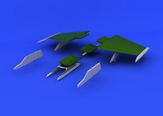F-104 pylons 1/48  - 1
