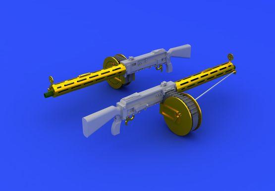 MG 14 パラベラム WWI 機関銃 1/48  - 1