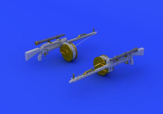MG 14/17 Parabellum WWI gun 1/48  - 1
