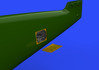 Bf 109G-2/4 radio compartment 1/48 - 1/5