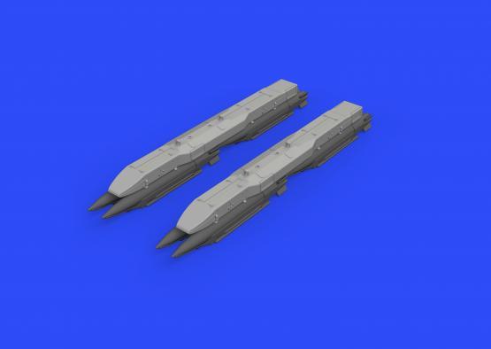 GBU-39 с BRU-61 1/48  - 1