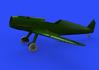 Bf 109G-2 wheels 1/48 - 1/6