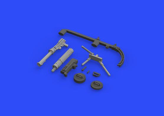 SE.5a guns 1/48  - 1