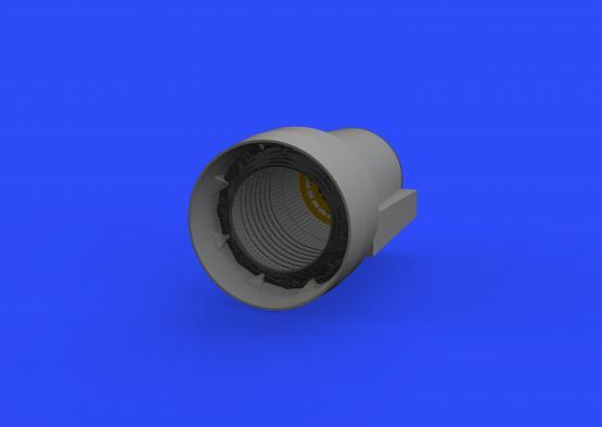 Crusader exhaust nozzle  1/48 1/48  - 1