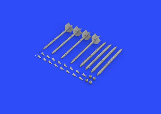AIM-9G/H Sidewinder 1/48  - 1