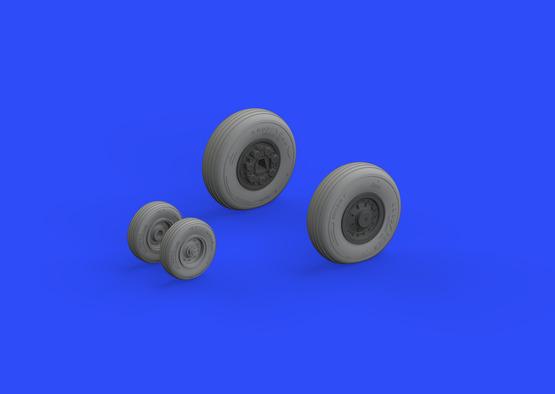 F-14A wheels early 1/48  - 1
