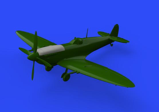 Spitfire Mk.IX kryt motoru pozdní verze 1/48  - 1