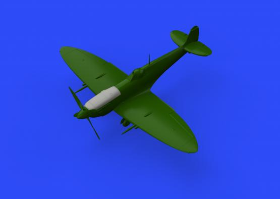 Spitfire Mk.XVI kryt motoru 1/48  - 1