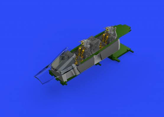 F-14A kokpit 1/48  - 1