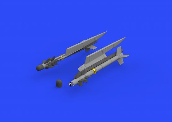 Matra R-550 Magic 1/48  - 1