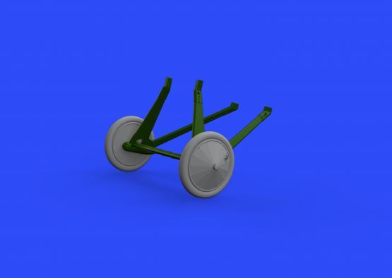 SE.5a wheels 1/48  - 1
