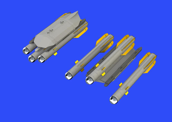 Brimstone w/ AGML III rack 1/48  - 1