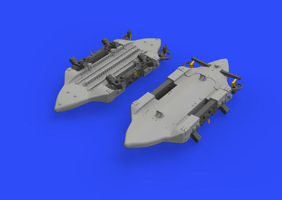 BRU-57A závěsník 1/48  - 1