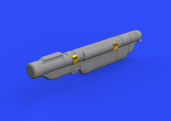 AN/ALQ-184 (short) ECM pod 1/48  - 1