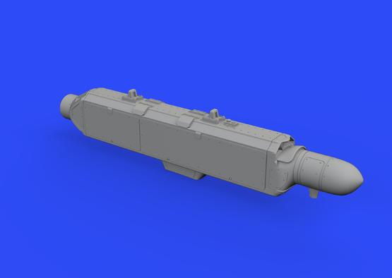 AN/ALQ-131 (shallow) ECM pod 1/48  - 1