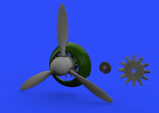 Fw 190A propeller 1/48  - 1