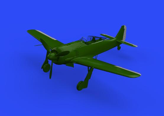 Fw 190A управляющие плоскости, ранний тип 1/48  - 1