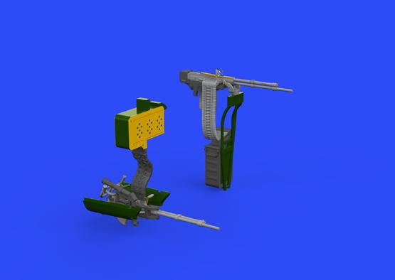 Pe-2 UBT guns 1/48  - 1